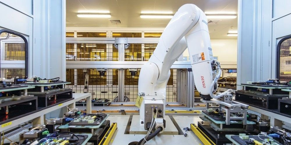 AI In Manufacturing (Industrial AI)